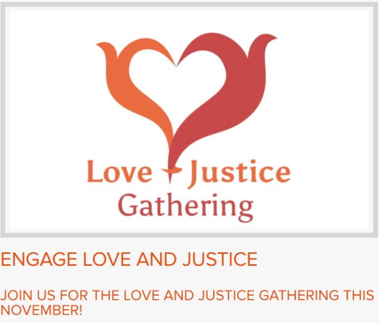Love and Justice Gathering